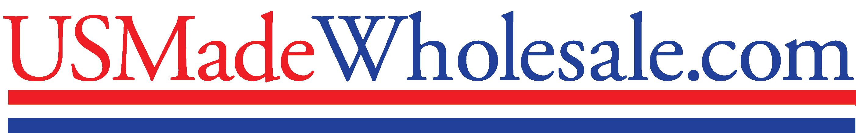 USMadeWholesale.com Logo